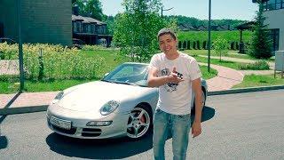 За что любят Porsche 911 Carrera