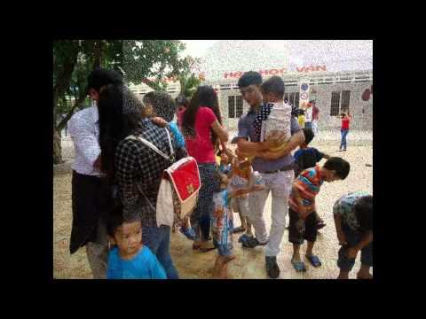 Chuyến đi từ thiện về TTNĐ Quê Hương Dĩ An-Bình Dương