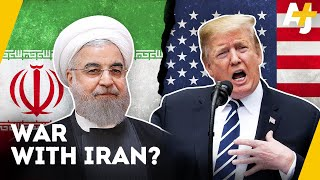Is The U.S. Going To War With Iran? | AJ+