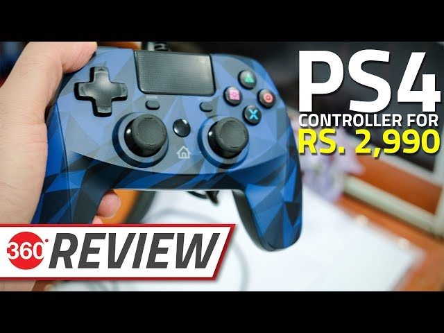 Snakebyte Game:Pad 4S PS4 Controller Review | NDTV Gadgets360 com