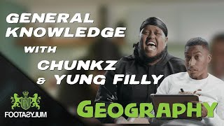 CHUNKZ AND FILLY GEOGRAPHY QUIZ | General Knowledge