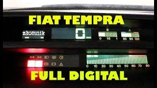Złomnik: Fiat Tempra FULL DIGITAL ITALO DISCO
