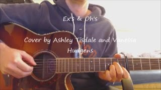 "GUITAR-Lesson: ""Ex's & Oh's"" Cover by Ashley Tisdale ft. Vanessa Hudgens /EASY"