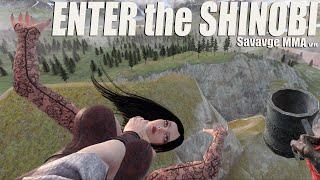 Enter the Shinobi Savage MMA Blade and Sorcery VR 4K Full Body Tracking