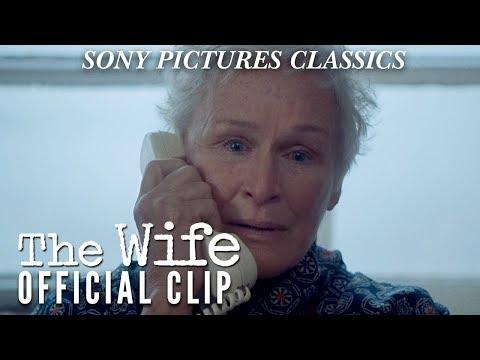 The Wife (Clip 'Nobel Prize')