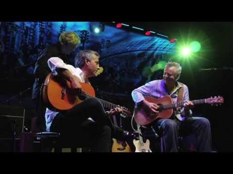 """Tommy Emmanuel, John Jorgenson, Pedro Javier González - """"Sultans of swing"""""""
