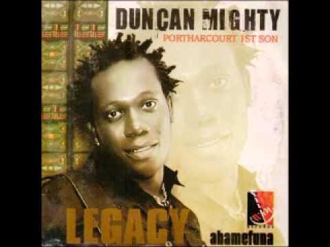 Duncan Mighty - Portharcourt Son