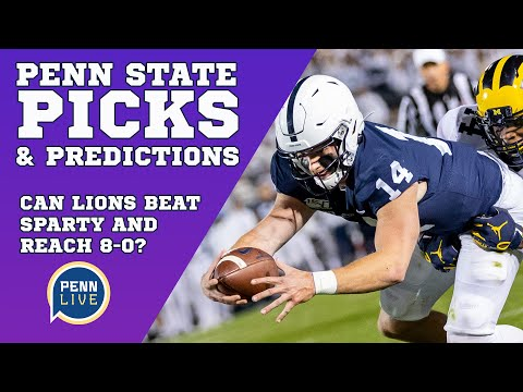 Penn State Football Picks & Predictions: Trying for 8-0 at Michigan State
