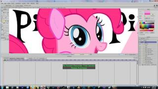 How to create a pony in Anime Studio 9: Part 1: The outline