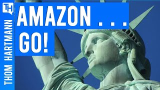 Amazon Eviction Proves the People Can Fight Corporate Power