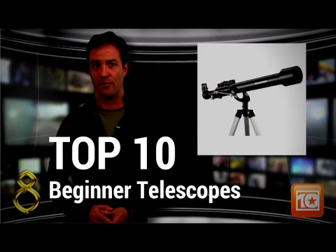 10 Best Beginner Telescope Reviews