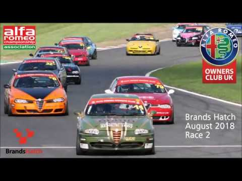 Brands Hatch 2018 – Race 2 – Highlights