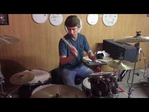 Luke Combs - Beer Never Broke My Heart | Tristan S Thompson | Drum Cover | - Tr1stan S Thompson