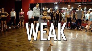 AJR  Weak   Choreography By Erica Klein   Filmed By @RyanParma