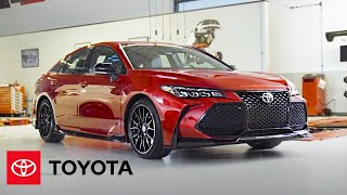 YouTube Video EFIix5lATXc for Product Toyota Avalon Sedan (5th gen XX50) by Company Toyota Motor in Industry Cars