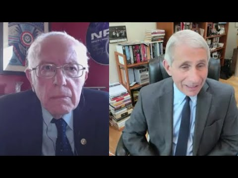 Dr. Fauci Tells Sanders COVID Deaths Are Likely Higher Than Official Reports