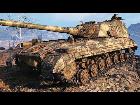Object 268 Version 4 - SURVIVOR - World of Tanks Gameplay