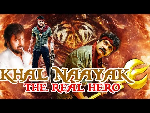 Khalnayak The Real Hero  - South Indian Super Dubbed Action Film - Latest HD Movie 2018