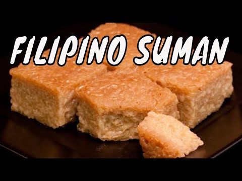 Download How To Make Filipino Suman Recipe HD Mp4 3GP Video and MP3