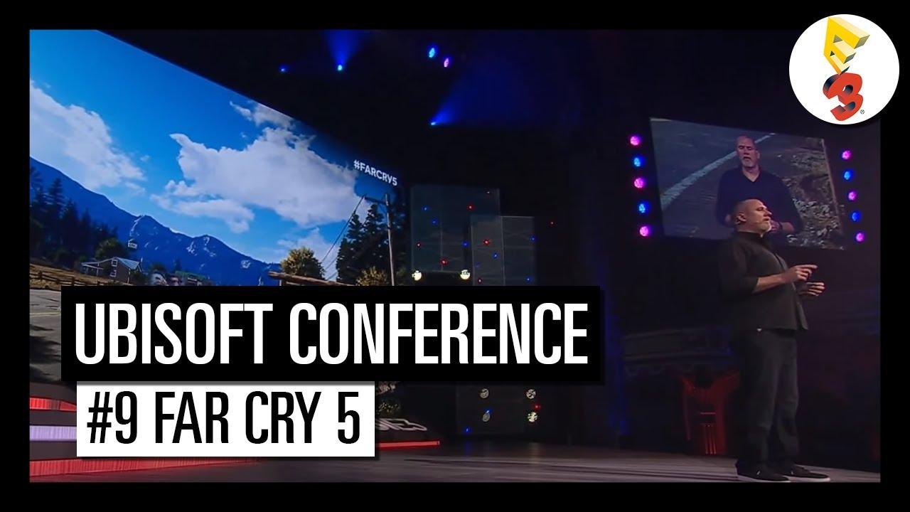 8 cosas que hemos aprendido del perro Boomer y otra fauna salvaje de Far Cry 5 mostrada en el E3 2017