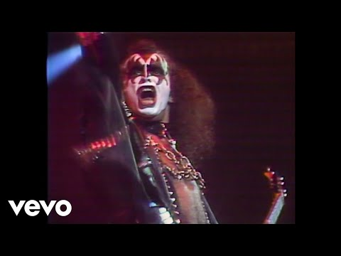 Kiss - Rock & Roll All Nite (Official Music Video)