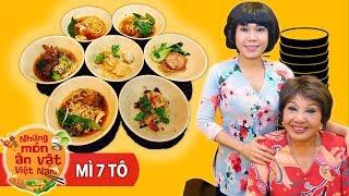 Mì 7 Tô - Việt Hương ft Hồng Nga | Những Món Ăn Vặt Việt Nam