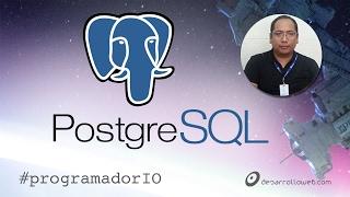 Primeros pasos con PostgreSQL