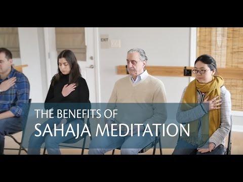 Experience the benefits of Sahaja meditation