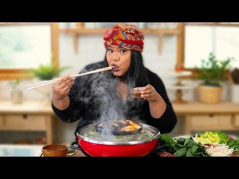 How to Prepare a Thai Hot Pot BBQ