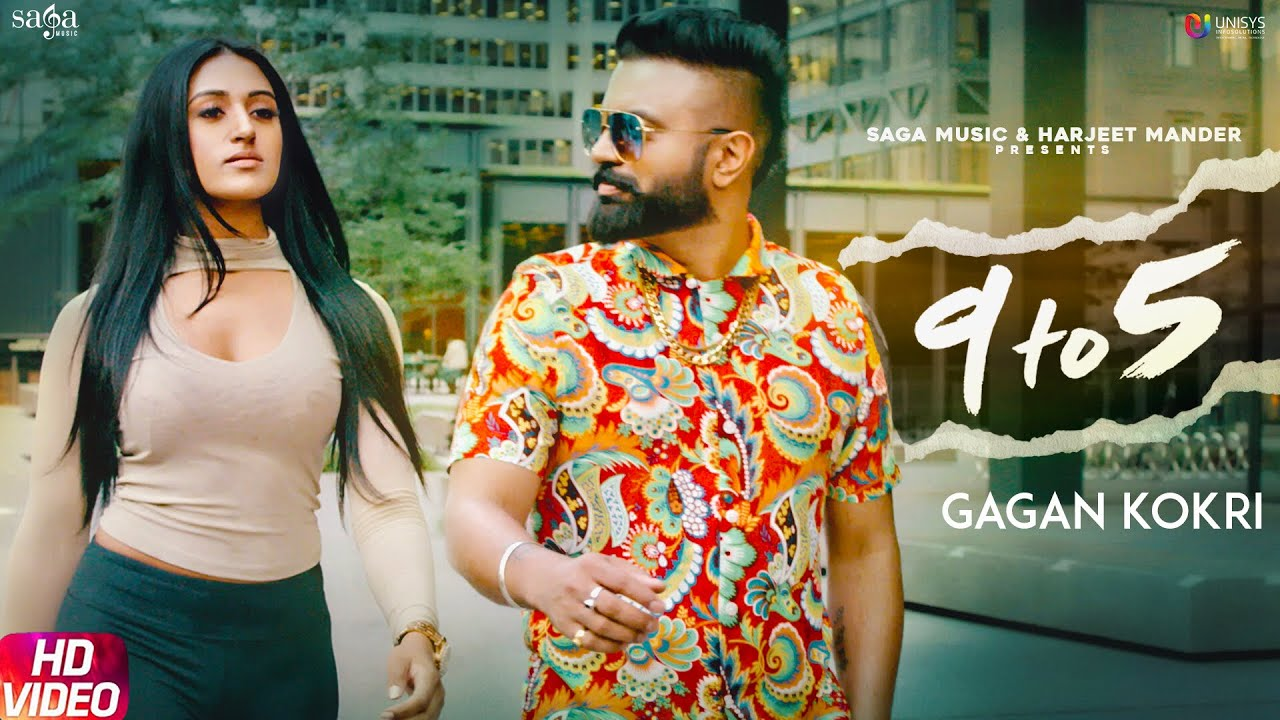 9 To 5 Mp3 song Download By Gagan Kokri