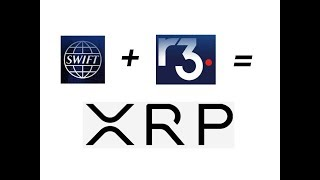 XRP King of Coins: Did SWIFT Save Face By Partnering With R3?