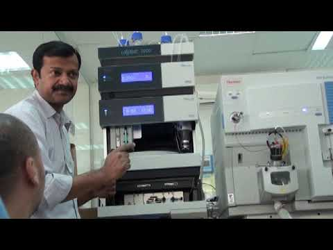 Training LC Ms/Ms Thermo - Part 1 - YouTube
