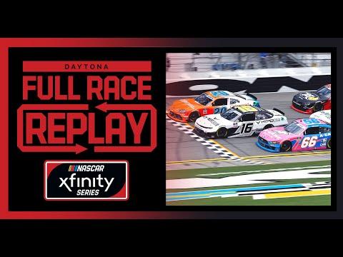 NASCAR コーク・ゼロ400(デイトナ・インターナショナル・スピードウェイ)Xfinityクラスのフル配信のレース動画
