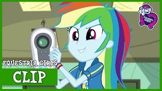 RAINBOW DASH | Happily Ever After Party | MLP: Equestria Girls | Choose Your Own Ending [Full HD]
