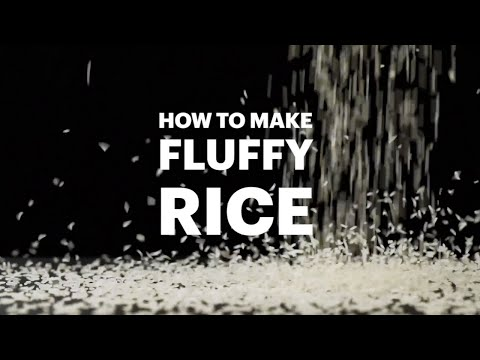 How to Make Fluffy Rice, According to a Pro Chef