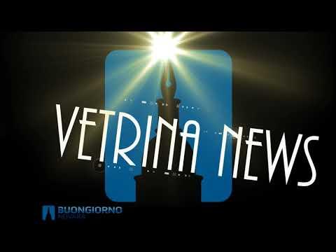 VETRINA NEWS del 28.03.2018 TG di Buongiorno Novara