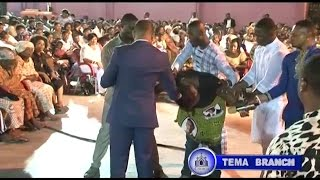 ANGEL OBINIM'S ANGELIC ALL-NIGHT PROPHECY AND DELIVERANCE AT TEMA