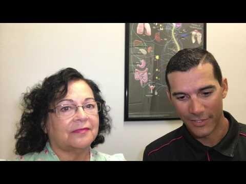 Diabetes & Osteoporosis Testimonial