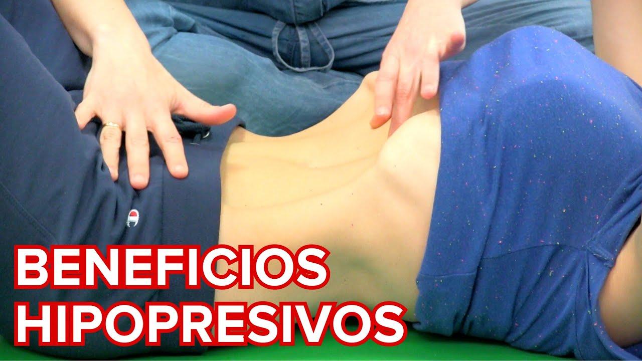 Beneficios de la gimnasia hipopresiva en el posparto