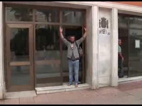 Karlos declara como imputado por injurias y calumnias José Blas Fernández