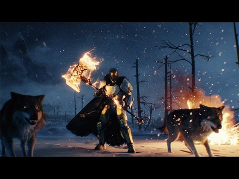 Official Destiny: Rise of Iron Reveal Trailer thumbnail