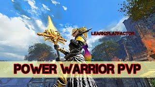 Guild Wars 2 PvP - Power Warrior