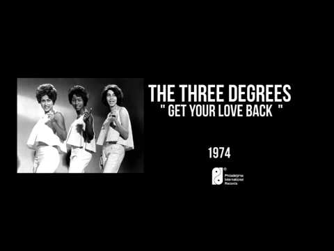 """The Three Degrees """" Get you love back """""""