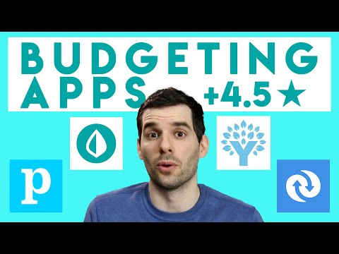 BEST BUDGETING APPS FOR 2021: I Tried 18 Apps!!