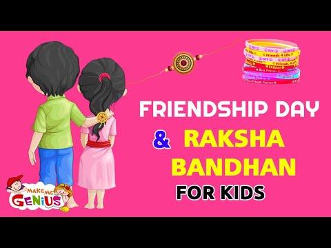 Raksha Bandhan & Friendship Day For Kids - Lets Heal The World