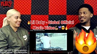 LIL BABY - GLOBAL REACTION 🔥💪🏽☔️🤯 'THIS SONG FIRE!' MUST WATCH!