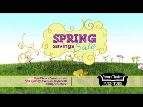 Spring Savings Sale - TV