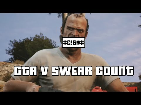 Every Swear Counted In GTA V's NSFW Supercut
