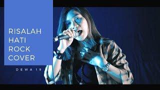 Risalah Hati Rock - Dewa 19 - Cover By Jeje GuitarAddict Ft Shella Ikhfa