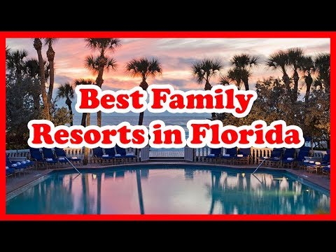 5 Best Family Resorts in Florida | US | Love is Vacation
